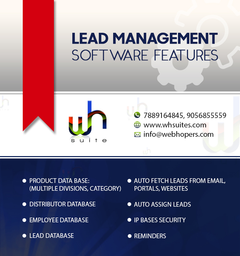 Lead tracking Software For Realtors