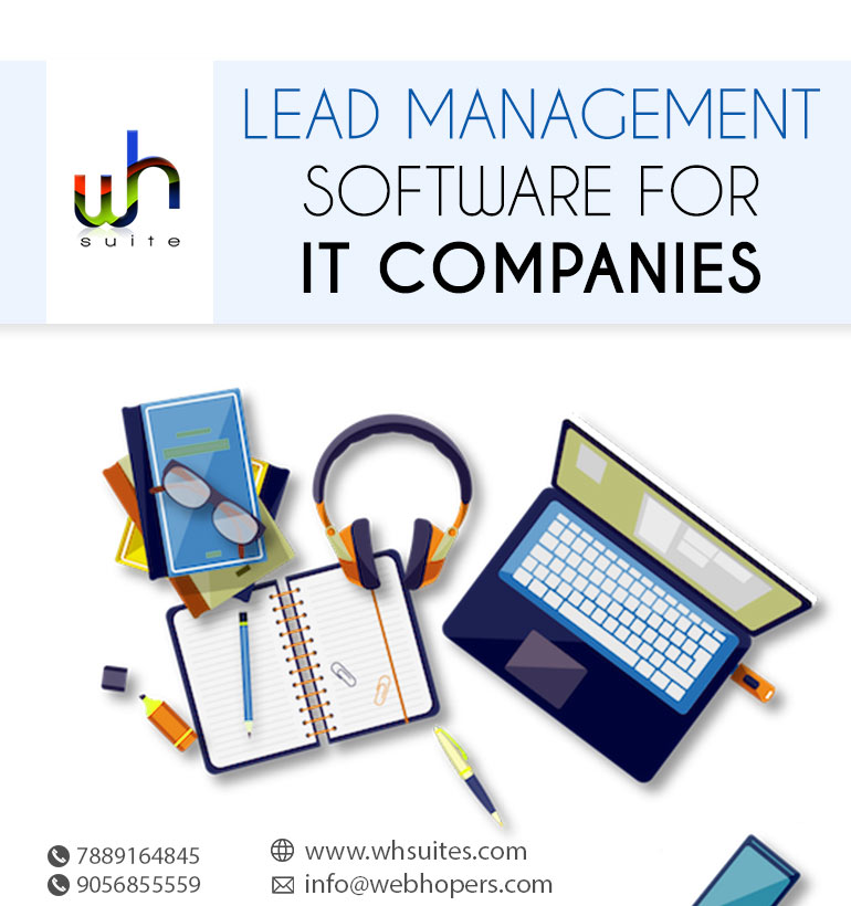 Lead management software for IT companies