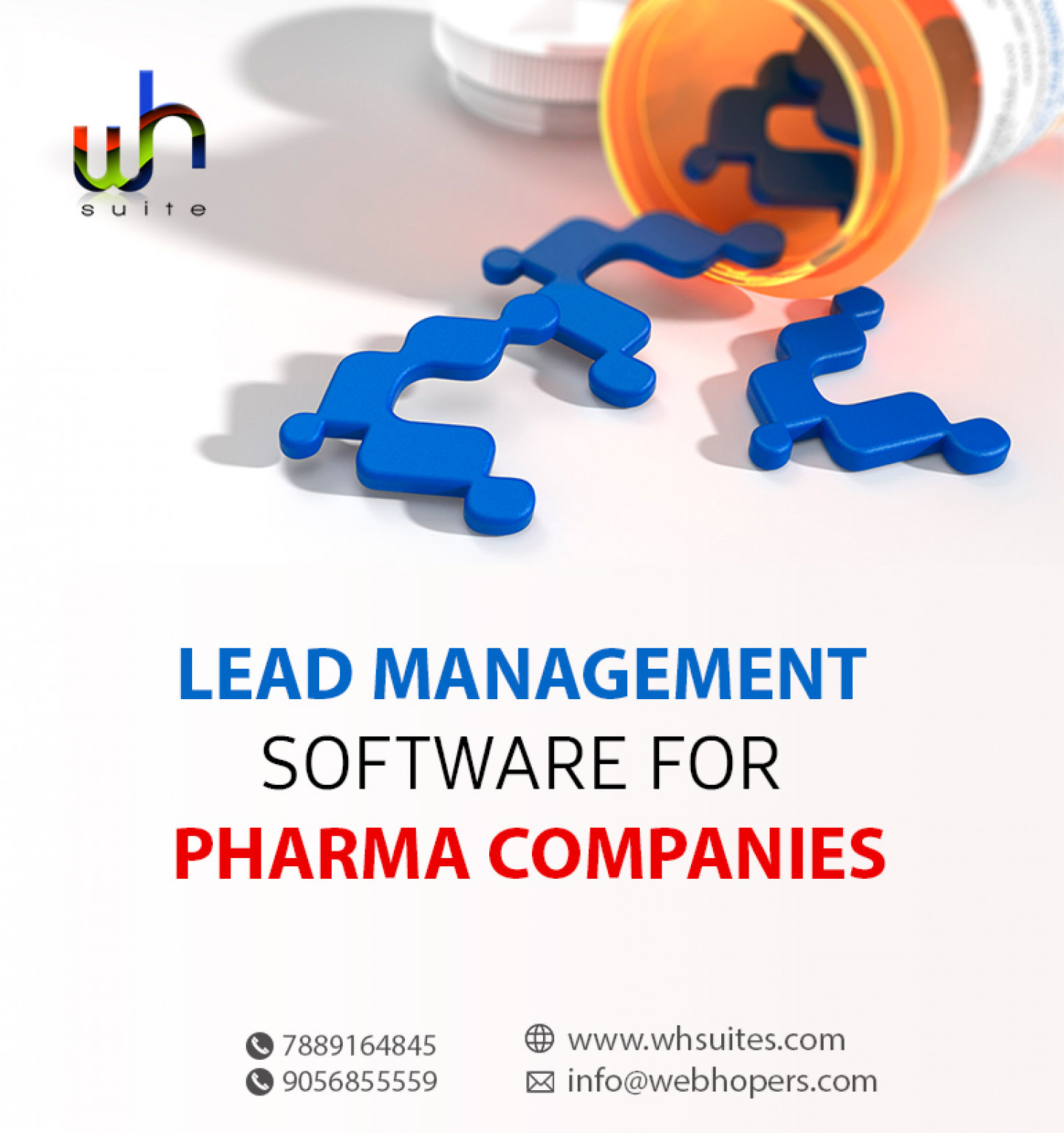 lead management software for pharma